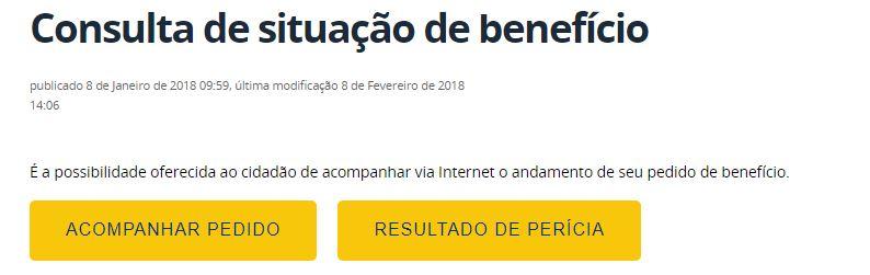 Consulta Portal MEU INSS