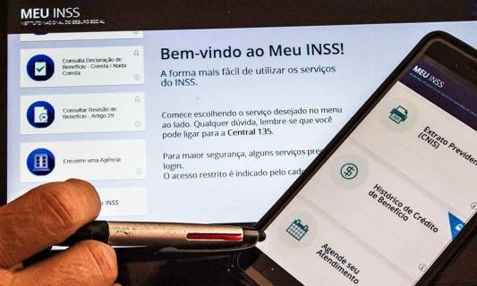 Agendamento INSS por Telefone