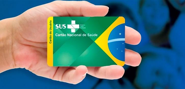 Cartão SUS 2021