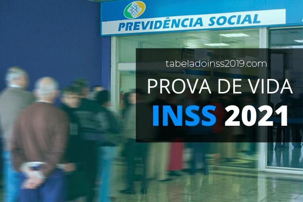 Recadastramento INSS 2021
