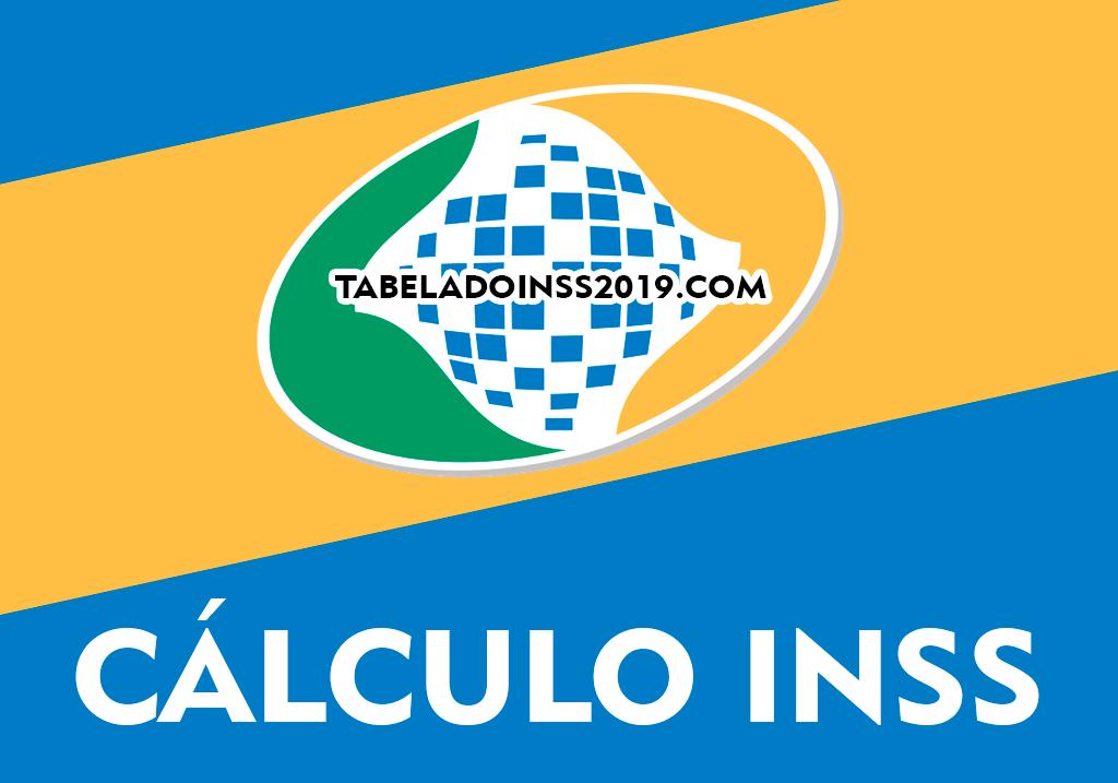 Cálculo INSS 2021