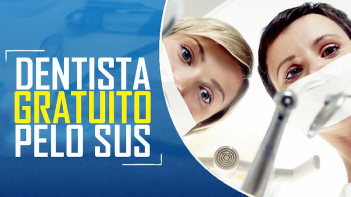Brasil Sorridente 2021 - Dentista Gratuito pelo SUS